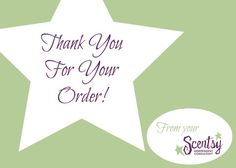 Thank you for your order.  https://just-blingin.scentsy.us