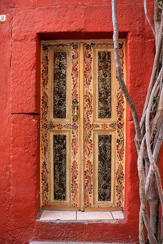 Puerta, San Miguel de Allende, Mexico, grow!studio