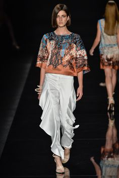 Animale - SPFW Summer 2015 - Photo by Zé Takahashi