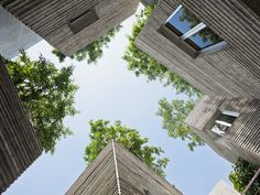 Vo Trong Nghia Architects - House for Trees