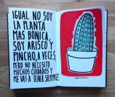 Fotos y videos de Adriana Prins ( Love Diary, Bestie Gifts, Wreck This Journal, Printable Quotes, Love Book, True Quotes, Texts, Cactus, Inspirational Quotes