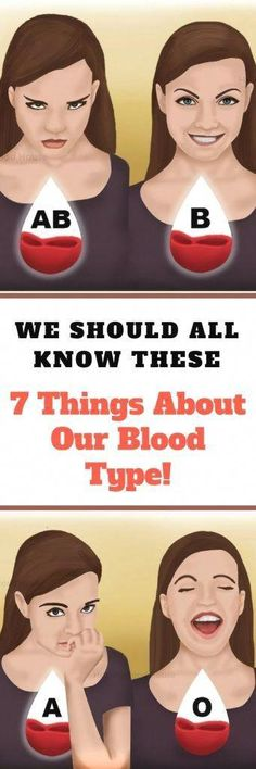 Health diet We Should All Know These 7 Things About Our Blood Type! Stunning Present We Should All Know These 7 Things About Our Blood Type! Stunning Present Garden Types, Healthy Tips, How To Stay Healthy, Healthy Food, Healthy Recipes, Healthy Meals, Healthy Habits, Healthy Skin, Keto Recipes