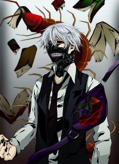 Kaneki Ken   _Tokyo Ghoul