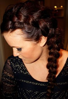 ♥I Love this braid...:)