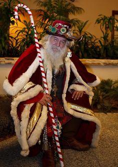 ʂŧɘąɱ ~ ❄☃ Steampunk Victoriana Christmas ☃❄ ~ Steampunk Santa