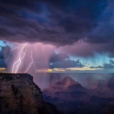 """59.5k Likes, 368 Comments - U.S. Department of the Interior (@usinterior) on Instagram: """"The weather at #GrandCanyon #NationalPark in #Arizona can be as varied as the landscape. Dramatic…"""""""