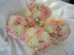 One beautiful brides bouquets