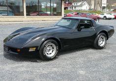 1980, 1981 Corvette - Manual Trans.