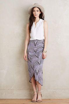 Monetta Midi Skirt