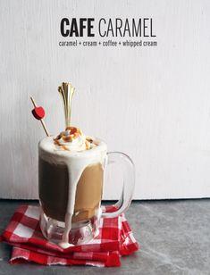 Cafe Caramel // take a megabite