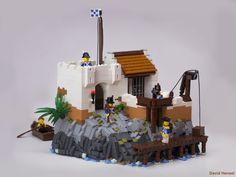 Eldorado Outpost | by Legonardo Davidy