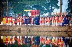 Co Loa Festival, near Hanoi, Vietnam by Visions of Indochina, via 500px