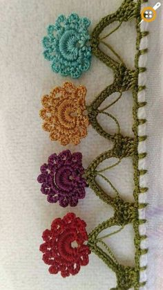 Sowohl Easy als auch Beautiful Crochet Floral Beaded Needlework Models - Strick Liebe Bead Crochet, Crochet Motif, Crochet Lace, Crochet Earrings, Lace Flowers, Crochet Flowers, Baby Knitting Patterns, Crochet Patterns, Crochet Borders