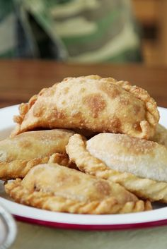 Matambre Empanadas – Famous Last Words Food N, Good Food, Food And Drink, Yummy Food, Meat Recipes, Mexican Food Recipes, Cooking Recipes, Latin Food, Food Videos