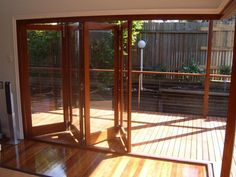 Timber Sliding Doors will create space to make the best use of your living, dining or office area. Allkind Joinery offer custom and standard sizing contact us for a free quote PH: 1800 757 Timber Sliding Doors, Wooden Front Doors, Timber Door, Wood Doors, Exterior Doors With Glass, Entry Doors With Glass, Glass Front Door, Glass Door, Best Exterior House Paint