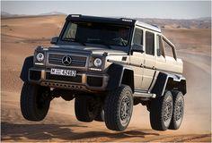 Insane | Mercedes-Benz G63 AMG 6X6