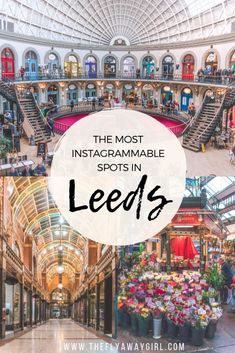 The Yorkshire city of Leeds has been consistently voted one of the best cities in the UK and no wonder! Check out my guide to the most instagrammable places in Leeds to see why. Here are the best things to do in Leeds!
