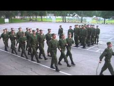 "Soldiers Sing ""Barbie Girl"" While Marching - Neatorama"