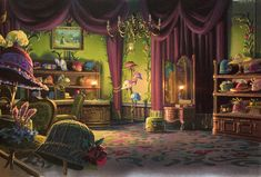 Le chateau ambulant - decor-03