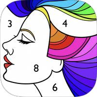 Paint By Number Color Games By Fun Games For Free Paint By Number Coloring Books Color Games