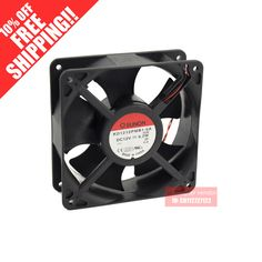 FOR SUNON power supply fan KD1212PMB1-6A.GN 12v 6.2w dual ball