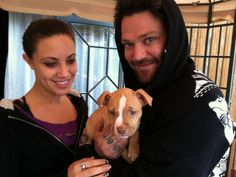 Bam Margera is getting married and holding a charity event for Ryan Dunn #love #couples