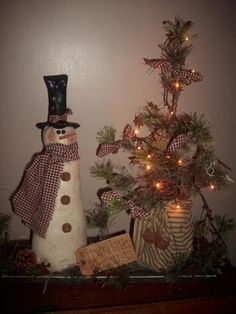 Another one of my Snowman favs...I made him and put him in everything!!!!