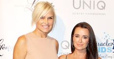In a new interview with HuffPost Live, Kyle Richards spoke out about her Real Housewives costar Yolanda Foster's battle with Lyme disease