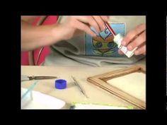 O que é Patchwork embutido e Como fazer? » Artesanato Brasil