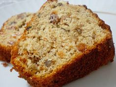 Cinnamon Raisin Cake Recipe - My Website 2020 Mini Desserts, Banana Dessert Recipes, Apple Desserts, Cake Recipes, Apple Cakes, Yummy Recipes, Raisin Cake, Cakes Plus, Light Snacks