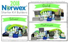 Start Your Norwex Business Strong in 2018!