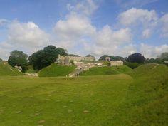 Castle Acre Castle in Castle Acre, Norfolk