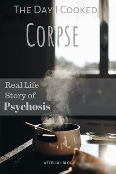 Real life account of a psychotic episode. Schizophrenia Symptoms, Dehydrated Vegetables, Mental Health Crisis, Just Eat It, Psychotic, Stop Eating, Real Life, Cooking, Kochen