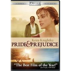"Pride & Prejudice-I thought that the ""Colin Firth"" film-version was the be all and end all of my favorite book from Jane Austen.  This version I loved!  Mathew MacFadyen is a fabulous Mr. Darcy, and the film's soundtrack is a amazing!!"