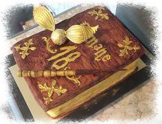 Mes créations pâtissières: Le livre des sortilèges