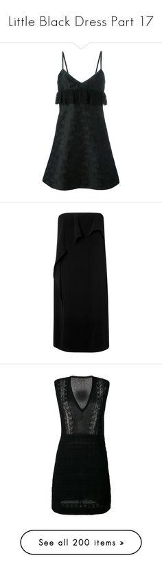 """Little Black Dress Part 17"" by leanne-mcclean ❤ liked on Polyvore featuring dresses, black, giamba dress, flamingo print dress, giamba, asymmetrical maxi dress, maxi dress, long-sleeve midi dresses, bandeau maxi dress and floor length dress"
