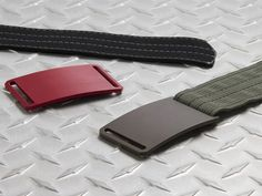 Rugged Low Profile Belt by Grip6