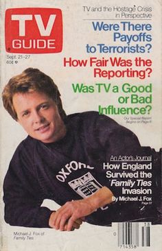 How England Survived the 'Family Ties' Invasion Archie Comics, Spin City, Fox Pictures, Michael J Fox, The Originals Tv, Bad Influence, Seventeen Magazine, Fandoms, Great Tv Shows