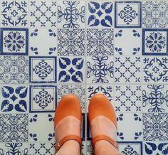 Azulejos Vinyl Flooring