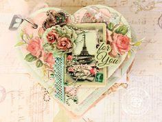 For You Heart album - Scrapbook.com