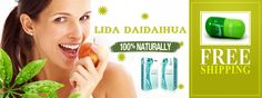 Wholesale High Quality Lida Daidaihua, Authentic Lida Diet Pills, No Side Effect But Quick Weight Loss Result, Buy Daidaihua Capsules with Free Shipping!
