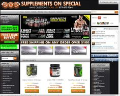Supplements on Special is now feature listed http://www.supplementsonspecial.com