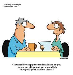 Glasbergen Cartoons Comic Strip, September 01, 2014 on GoComics.com