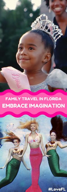 Four must-do kid friendly vacation ideas to embrace your child's imagination!