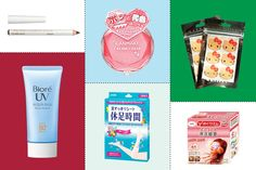 From eye drops to a facial razor, 13 Japanese beauty products you don't need to book a ticket to buy.