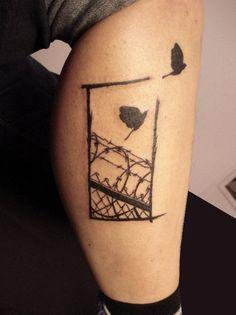 heikes portifolio  I like this style of tat. Also wolf oroborus tat in portfolio