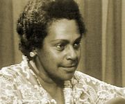 Aboriginal perspectives in the curriciculum - Australian Biography of Faith Bandler  - civil rights activist, born 1920 Timbulgum NSW - instrumental in setting up the Australian Aboriginal Fellowship in 1956