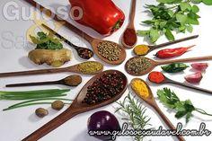 Quais são os benefícios de preparar tempero caseiro natural, utilizando ervas e especiarias?  Dicas de Como Preparar Tempero Caseiro Natural!    Artigo aqui => http://www.gulosoesaudavel.com.br/2014/10/20/dicas-como-preparar-tempero-caseiro-natural/