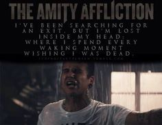 #Music #Lyrics #TAA #TheAmityAffliction