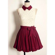 dress with a collar - Google Search